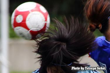 女子サッカー:SOCIOS FCvs東京女子体育大学