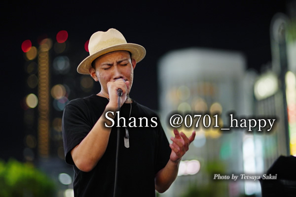 KENGO(Klover)& Shans路上ライブ'19