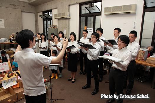 立教大学聖歌隊OG・OBミニコンサート2011