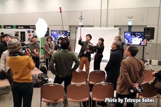 御苗場2015染瀬直人トークショー
