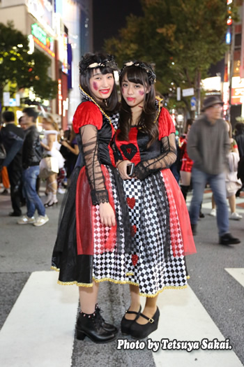 渋谷ハロウィンナイト2016最終日