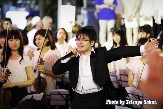 ゆりの木夏まつり:ゆりの木スペシャルオーケストラ
