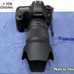 CP+(シーピープラス)2018:Kenko Tokina opera50mm F1.4 FF