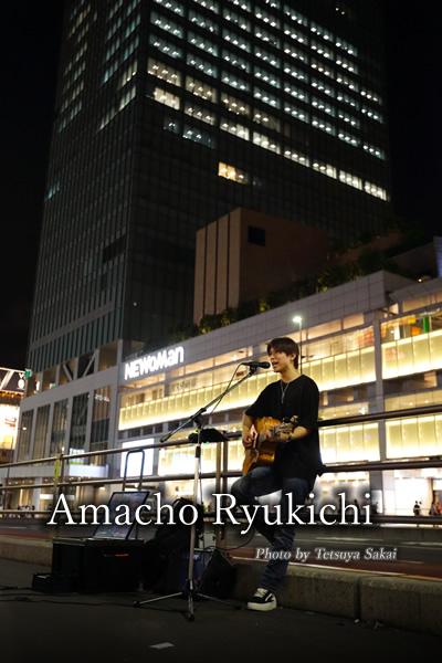 尼丁隆吉:路上ライブ2019.8